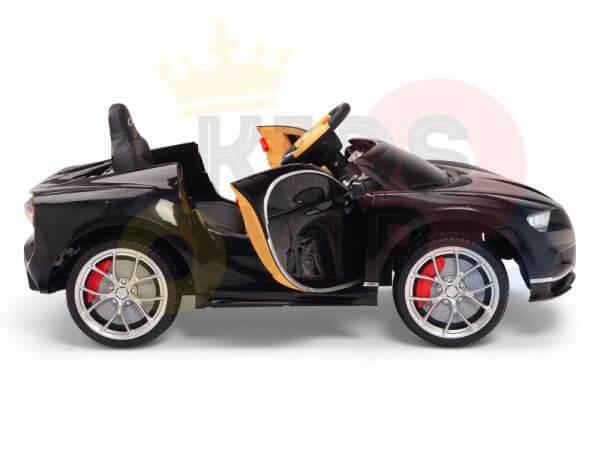 KIDSVIP BUGATTI CHIRON RIDE ON KIDS TODDLERS CAR BLACK 5