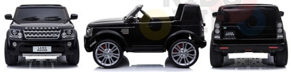 LAND ROVER DISCOVERY 2SEAT RIDE ON CAR KIDSVIP 12