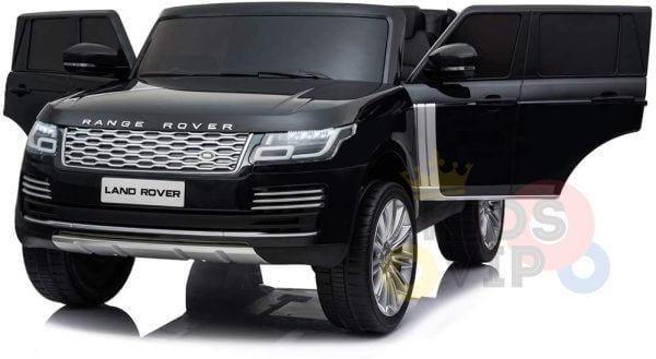 RANGE ROVER 2 SEAT RIDE ON CAR KIDSVIP BLACK 20