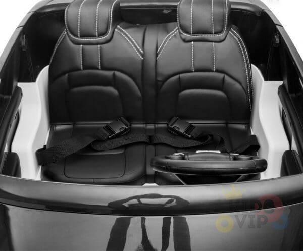 RANGE ROVER 2 SEAT RIDE ON CAR KIDSVIP BLACK 26