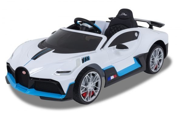 bugatti bugatti divo electric car for children whi 1