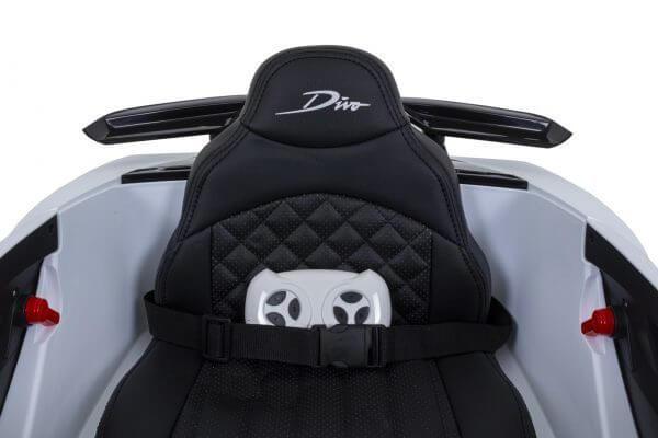 bugatti bugatti divo electric car for children whi 5