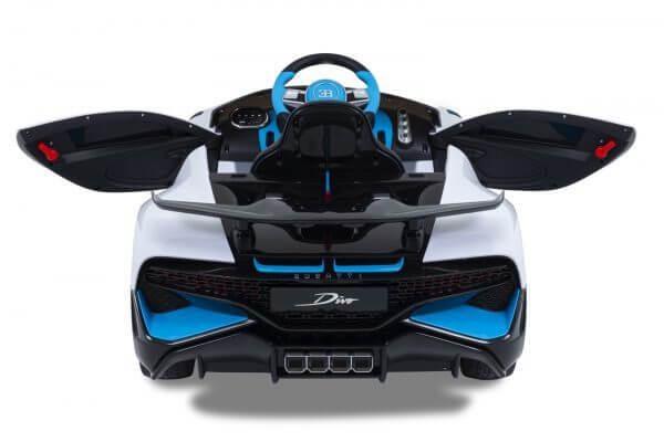 bugatti bugatti divo electric car for children whi 6