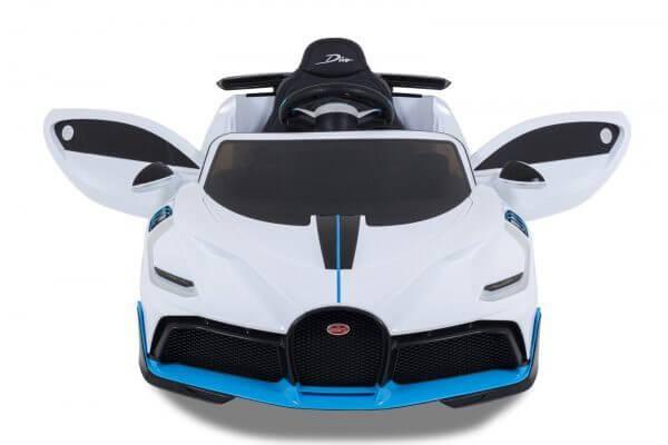 bugatti bugatti divo electric car for children whi