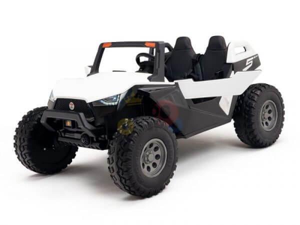 kids vip dune buggy challenger 24v sx1928 ride on kids 2 seater white 17