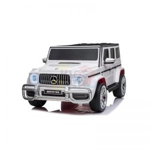 kidsvip 24v kids mercedes g63 white 3 1
