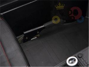 KIDSVIP XXL RIDE ON CAR FOR BIG KIDS 24V 180W RUBBER WHEELS LEATHER SEAT black 17 1
