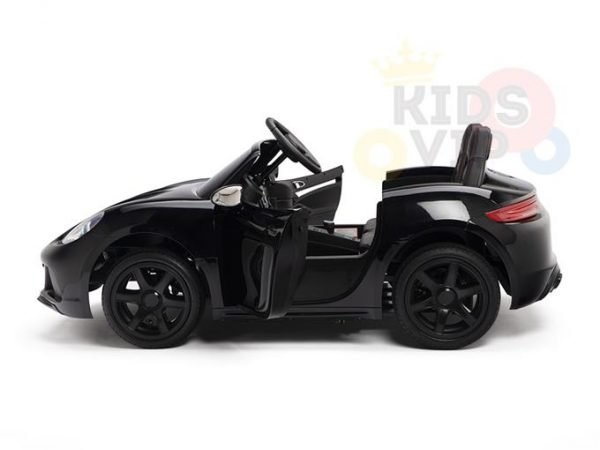 KIDSVIP XXL RIDE ON CAR FOR BIG KIDS 24V 180W RUBBER WHEELS LEATHER SEAT black 23 1