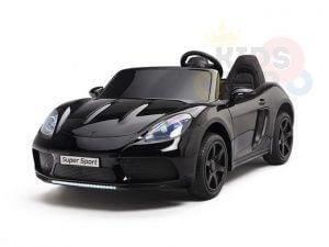 KIDSVIP XXL RIDE ON CAR FOR BIG KIDS 24V 180W RUBBER WHEELS LEATHER SEAT black 25