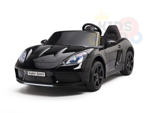 KIDSVIP XXL RIDE ON CAR FOR BIG KIDS 24V 180W RUBBER WHEELS LEATHER SEAT black 25
