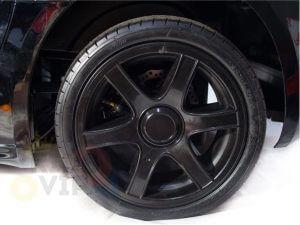 KIDSVIP XXL RIDE ON CAR FOR BIG KIDS 24V 180W RUBBER WHEELS LEATHER SEAT black 29