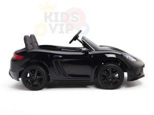 KIDSVIP XXL RIDE ON CAR FOR BIG KIDS 24V 180W RUBBER WHEELS LEATHER SEAT black 9