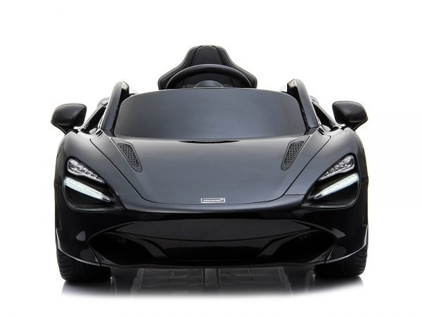 McLaren 720S 12V Kids Electric Ride On Car with Remote Control Painted Black 066 Copy