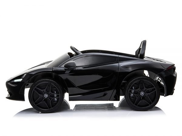 McLaren 720S 12V Kids Electric Ride On Car with Remote Control Painted Black 068 Copy