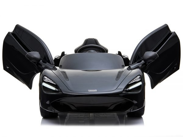 McLaren 720S 12V Kids Electric Ride On Car with Remote Control Painted Black 072 Copy