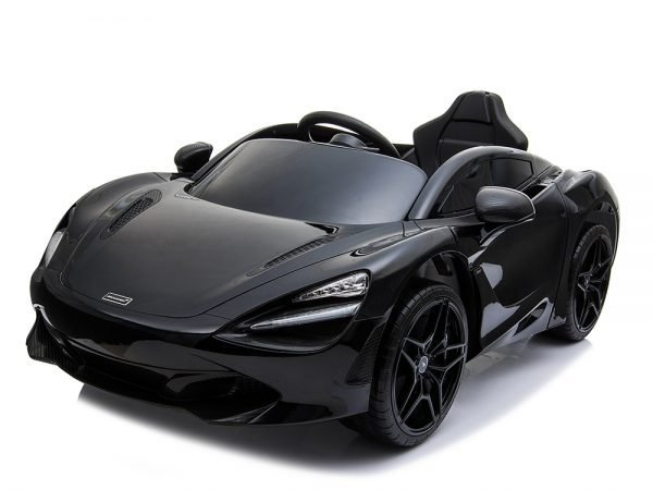 McLaren 720S 12V Kids Electric Ride On Car with Remote Control Painted Black 077 Copy