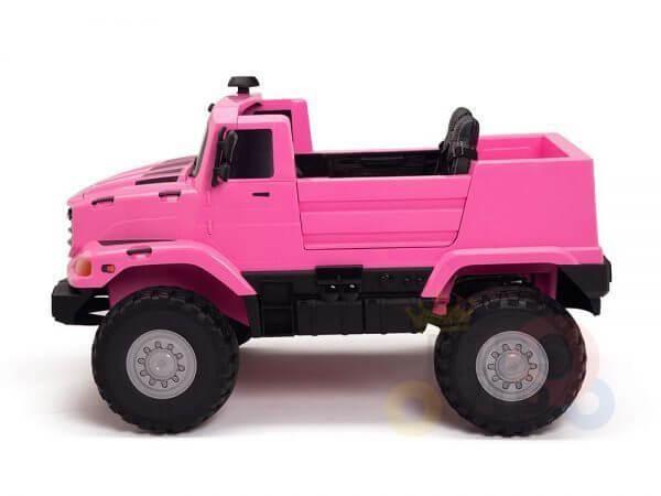 kidsvip zetros 24v kids ride on car 2 seater pink 23