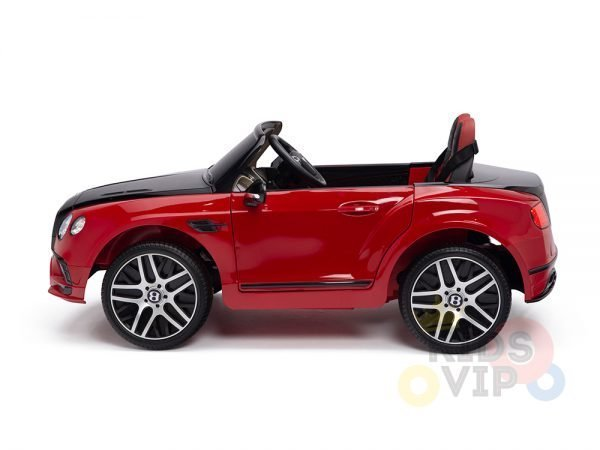 kidsvip ride on kids bentley toddler 12v remote 16 1