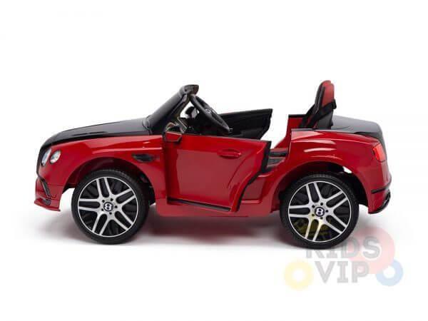 kidsvip ride on kids bentley toddler 12v remote 17