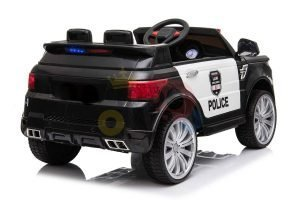 POLICE RIDE ON CAR FOR KIDS AND TODDLERS 12V RUBBER WHEELS KIDSVIP 17