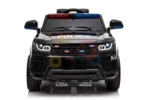 POLICE RIDE ON CAR FOR KIDS AND TODDLERS 12V RUBBER WHEELS KIDSVIP 20