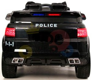 POLICE RIDE ON CAR FOR KIDS AND TODDLERS 12V RUBBER WHEELS KIDSVIP 23