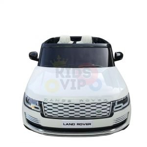 kidsvip range rover white 2x12v kids toddlers ride on car suv hse 2 seats 4wd 4x4 1