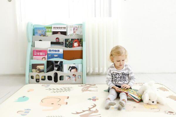 kids vip deer kids sbook shelves 12