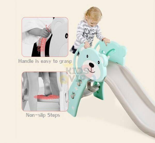 kidsvip kids toddlers slide indoor outdoor new 2