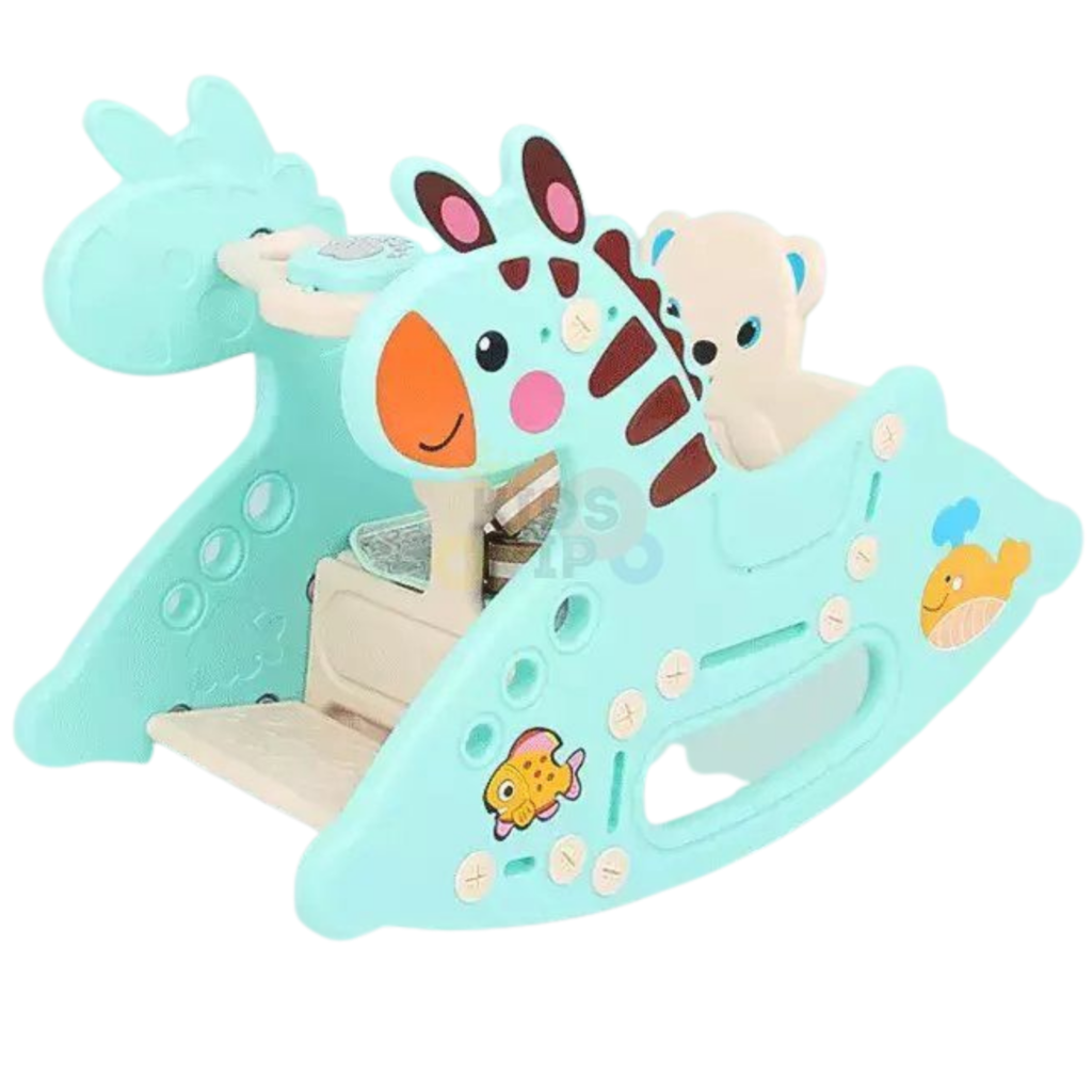 Toddlers and Infants Rocking Deer Edition Chair with Music