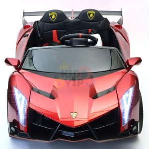 2 seats lamborghini ride on kids and toddlers ride on car 12v red 7