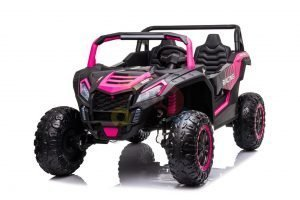 blade xr buggy 24v kids ride on utv buggy pink 1