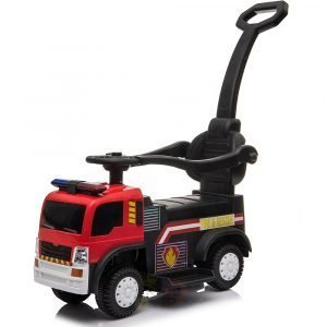kids vip toddlers ride on car pushcar firetruck 6v ride on car 1