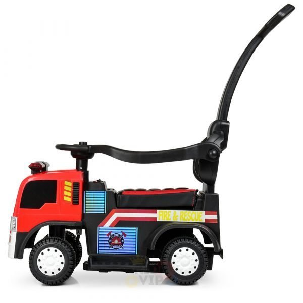 kids vip toddlers ride on car pushcar firetruck 6v ride on car 10