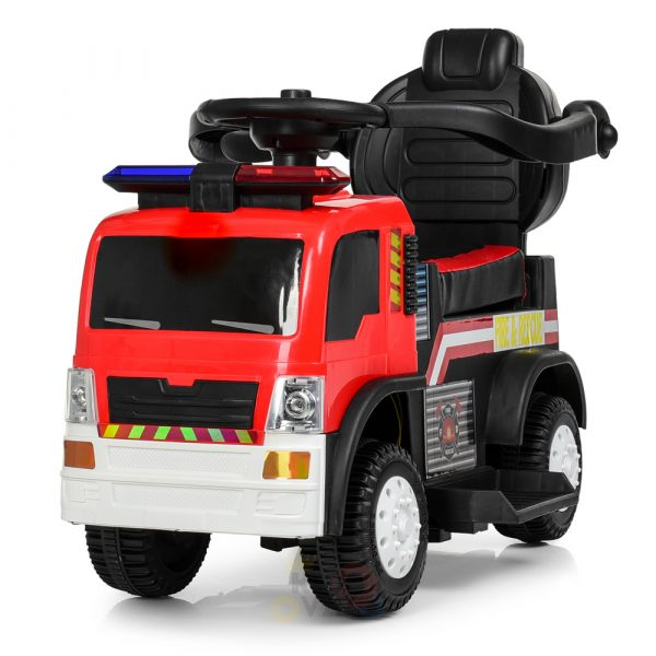 kids vip toddlers ride on car pushcar firetruck 6v ride on car 12