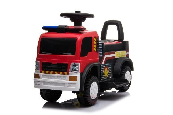 kids vip toddlers ride on car pushcar firetruck 6v ride on car 18