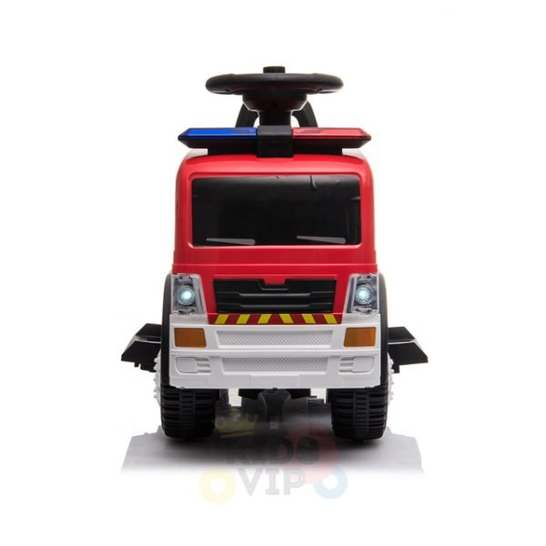 kids vip toddlers ride on car pushcar firetruck 6v ride on car 23