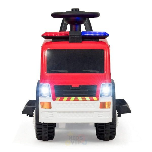kids vip toddlers ride on car pushcar firetruck 6v ride on car 6