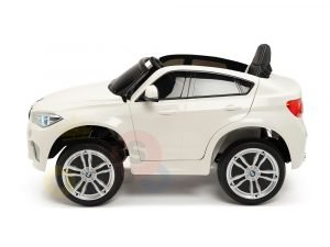 kidsvip bmw x6 kids ride on car white 1