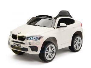 kidsvip bmw x6 kids ride on car white 2