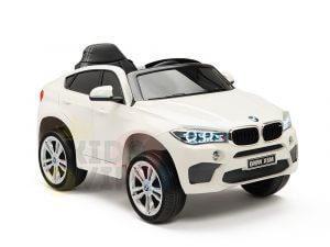 kidsvip bmw x6 kids ride on car white 4