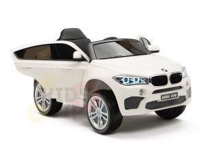 kidsvip bmw x6 kids ride on car white 6