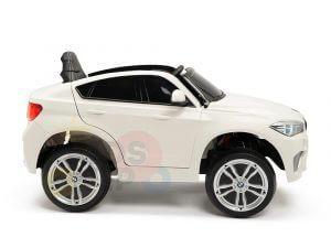 kidsvip bmw x6 kids ride on car white 7