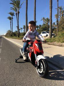 kidsvip injusa 12v motocycle for kids red 10