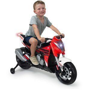 kidsvip injusa 12v motocycle for kids red 12