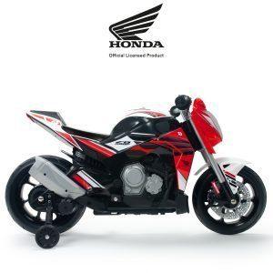 kidsvip injusa 12v motocycle for kids red 13
