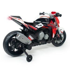 kidsvip injusa 12v motocycle for kids red 14