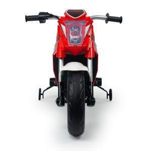 kidsvip injusa 12v motocycle for kids red 15
