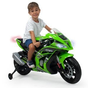 kidsvip injusa kawasaki ninja motorbike motorcycle 12v for kids 15