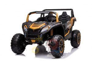 kidsvip 24v 4wd 4x4 ride on buggy utv gig toy remote rc gold 10